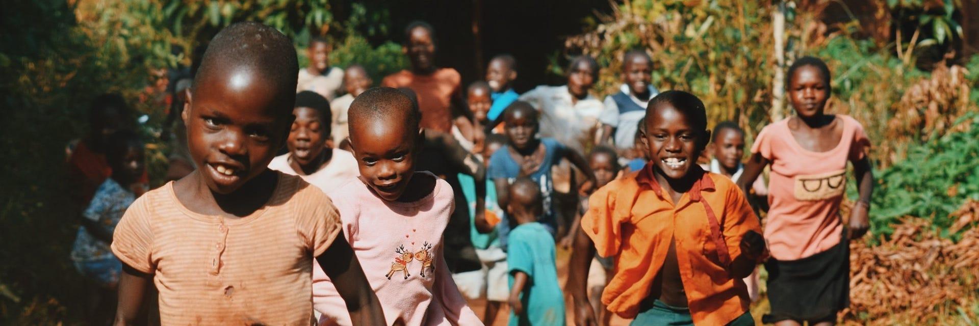 Education for children in Afrika is the goal of jambobukoba.com